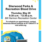 Blood Drive May 20, 2021