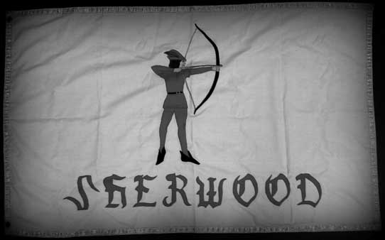 Sherwood's First Flag