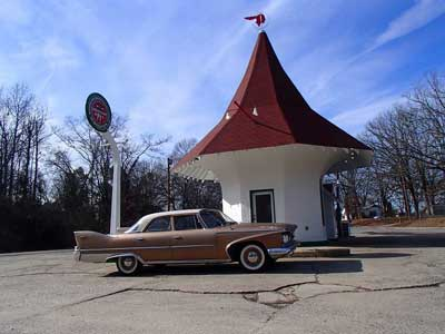 Roundtop Filling Station