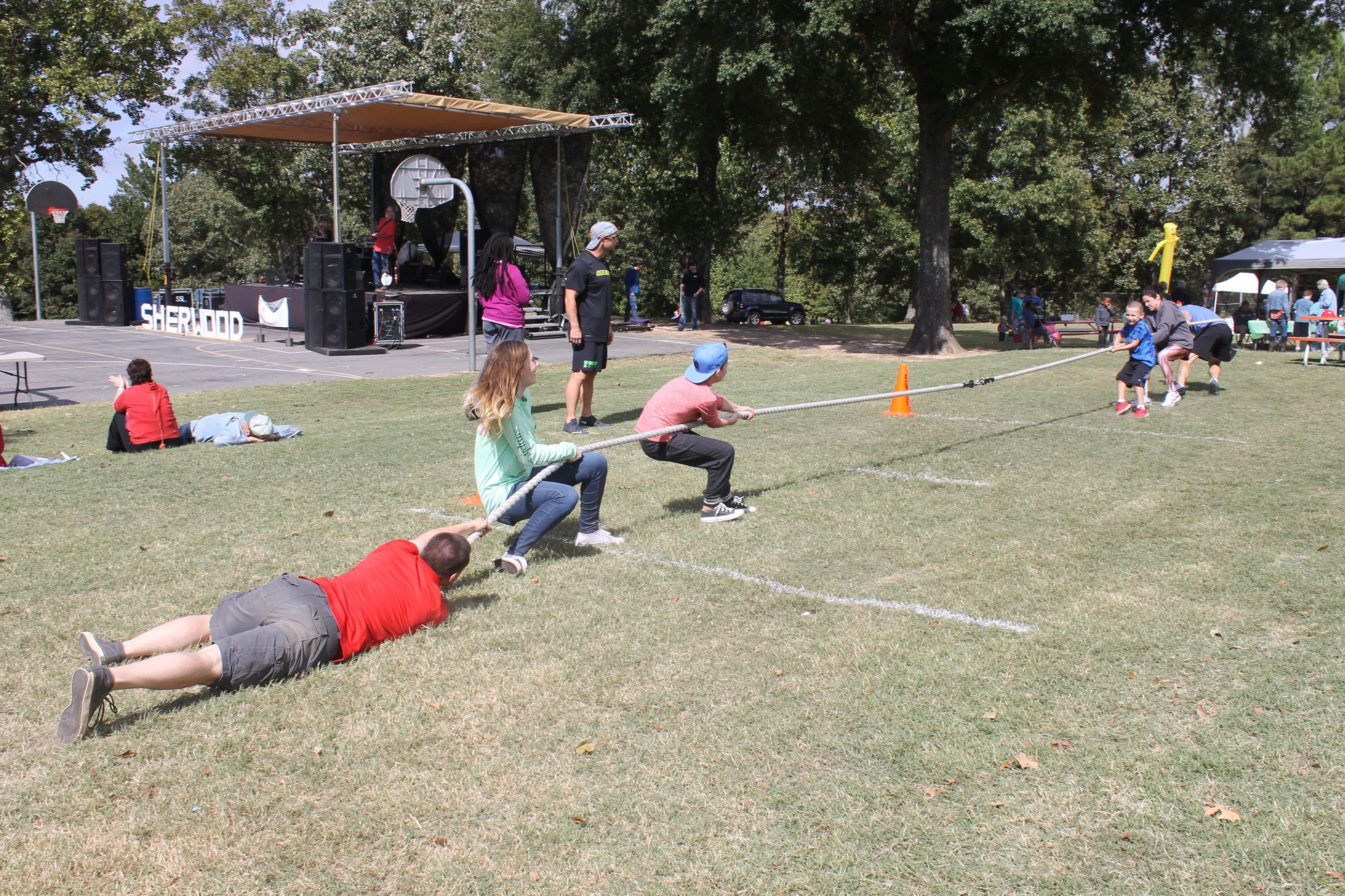 Image of Tug of War Contest