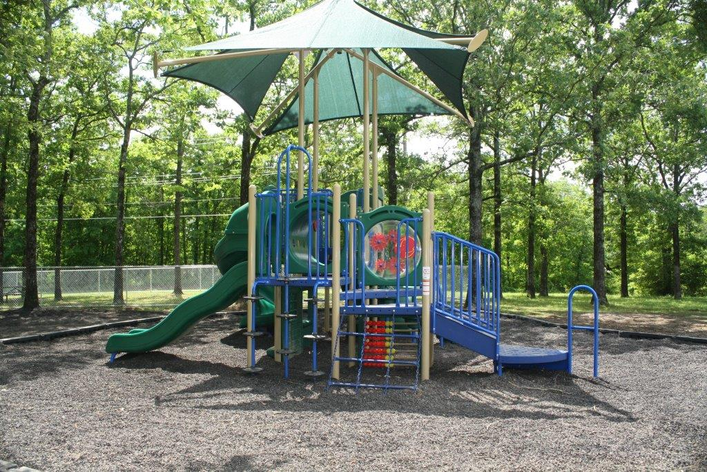 Fairway Park playground equipment